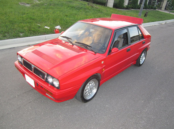 1987 lancia delta integrale hf 2 0 16v turbo classic italian cars for sale. Black Bedroom Furniture Sets. Home Design Ideas