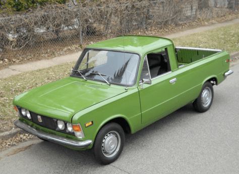 Modne ubrania 1976 Polski Fiat 125p Pickup   Classic Italian Cars For Sale GF85