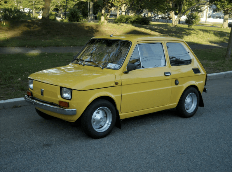 Fiat 126 for sale usa