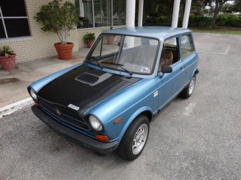A112 | Classic Italian Cars For Sale