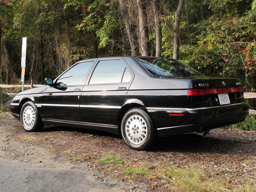 1995 Alfa Romeo 164ls Classic Italian Cars For Sale Transmission