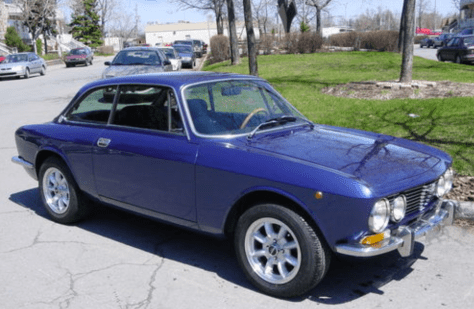 1973 alfa romeo gtv 2000 classic italian cars for sale. Cars Review. Best American Auto & Cars Review