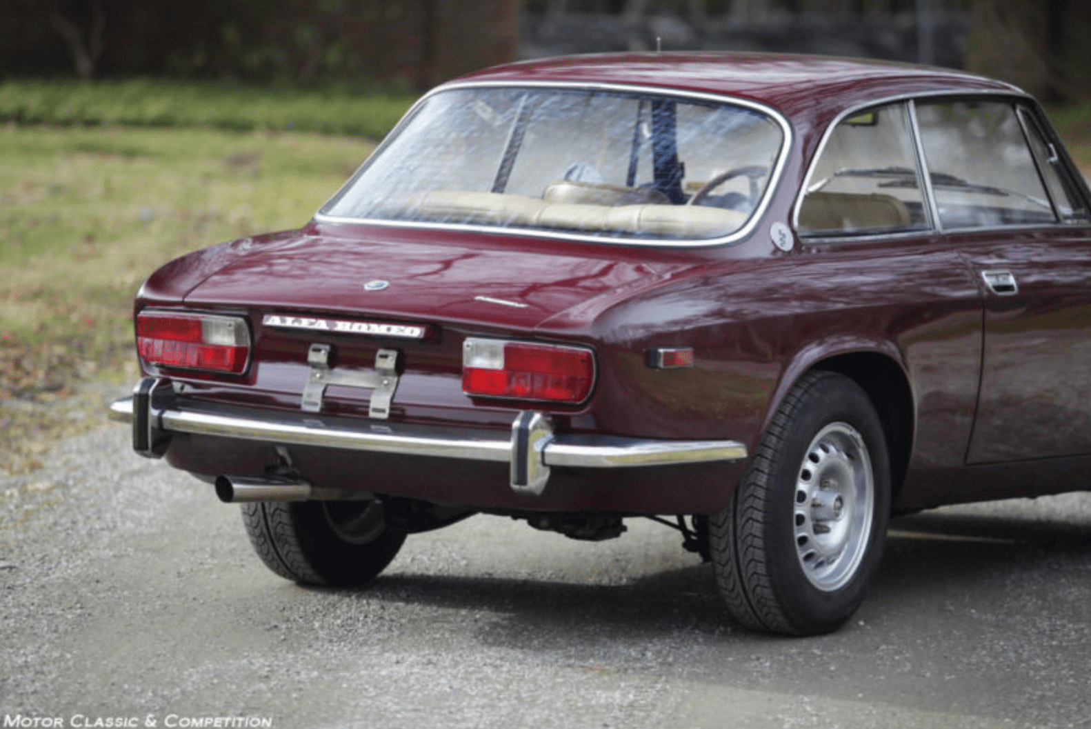 1974 alfa romeo 2000 gtv classic italian cars for sale. Black Bedroom Furniture Sets. Home Design Ideas