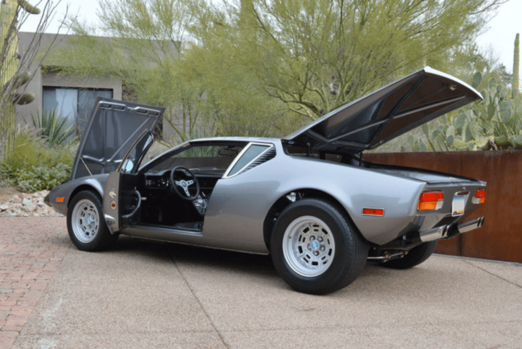 1973 detomaso pantera l classic italian cars for sale. Cars Review. Best American Auto & Cars Review