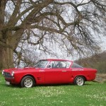1963 Fiat Abarth 2300S Coupe Works