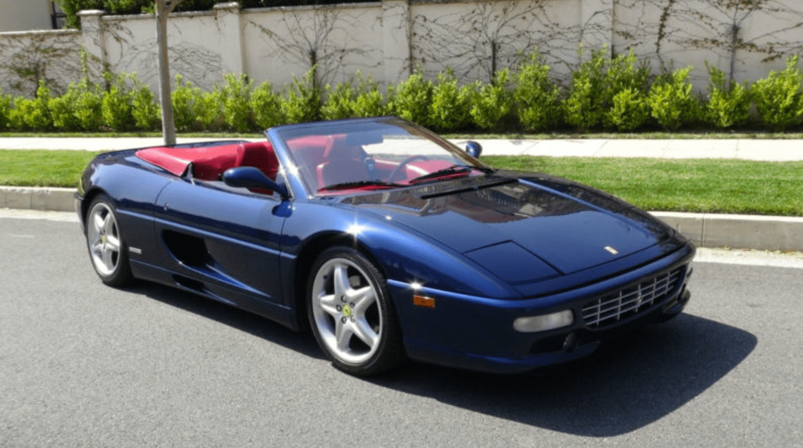 1996 ferrari f355 spider classic italian cars for sale. Cars Review. Best American Auto & Cars Review