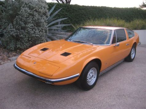 1972 maserati indy 4 7 revisit classic italian cars. Black Bedroom Furniture Sets. Home Design Ideas