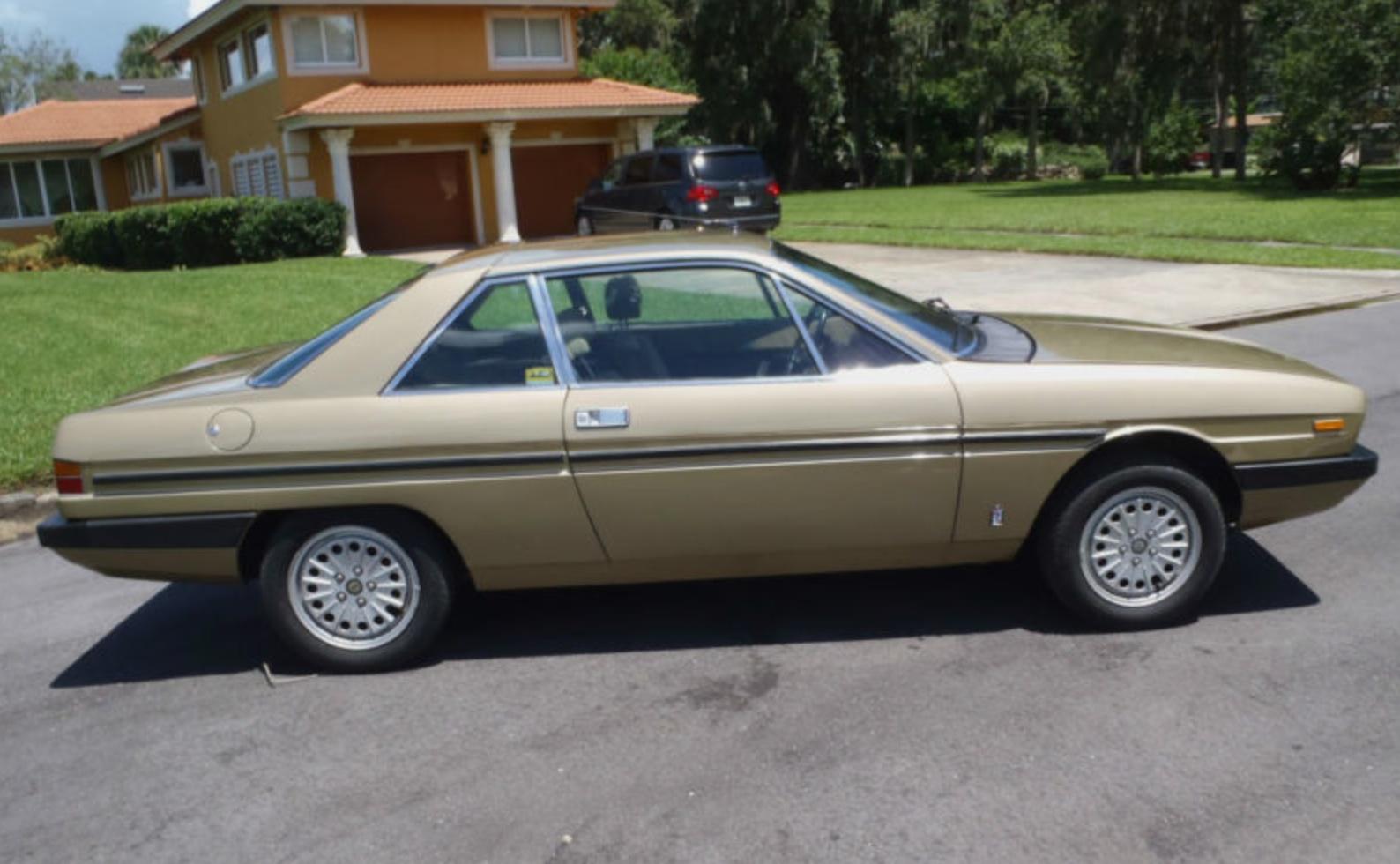 1982 lancia gamma coupe 2 5 classic italian cars for sale. Black Bedroom Furniture Sets. Home Design Ideas