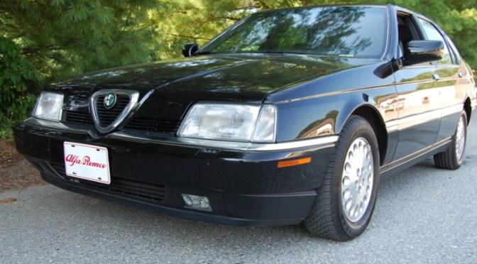 1995 Alfa Romeo 164LS