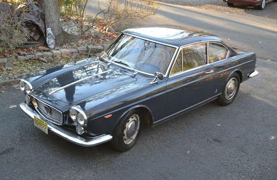 1964 Lancia Flavia Coupe Classic Italian Cars For Sale
