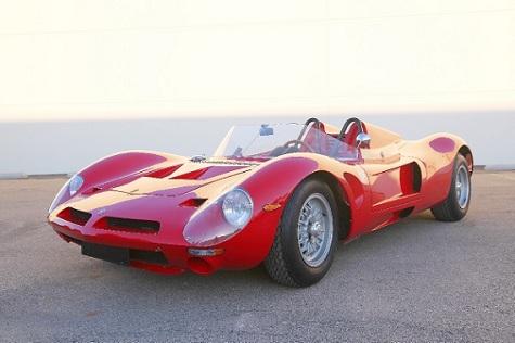 1965 Bizzarini P538