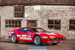 1978 Ferrari 308GTB Group B