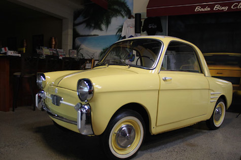 1959 Autobianchi Transformable