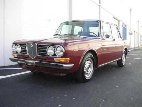 1971 Lancia Flavia 2000 IE