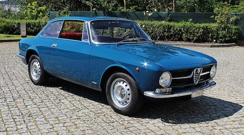 1972 Alfa Romeo 1300GT Junior