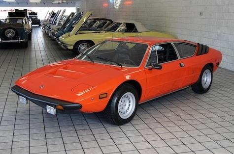 1976 lamborghini uracco p250 classic italian cars for sale. Black Bedroom Furniture Sets. Home Design Ideas