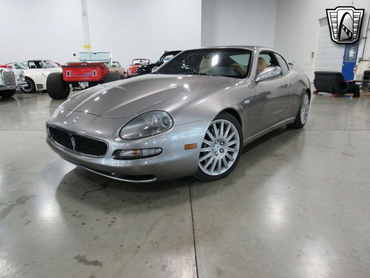 2002 Maserati Coupe GT | Classic Italian Cars For Sale
