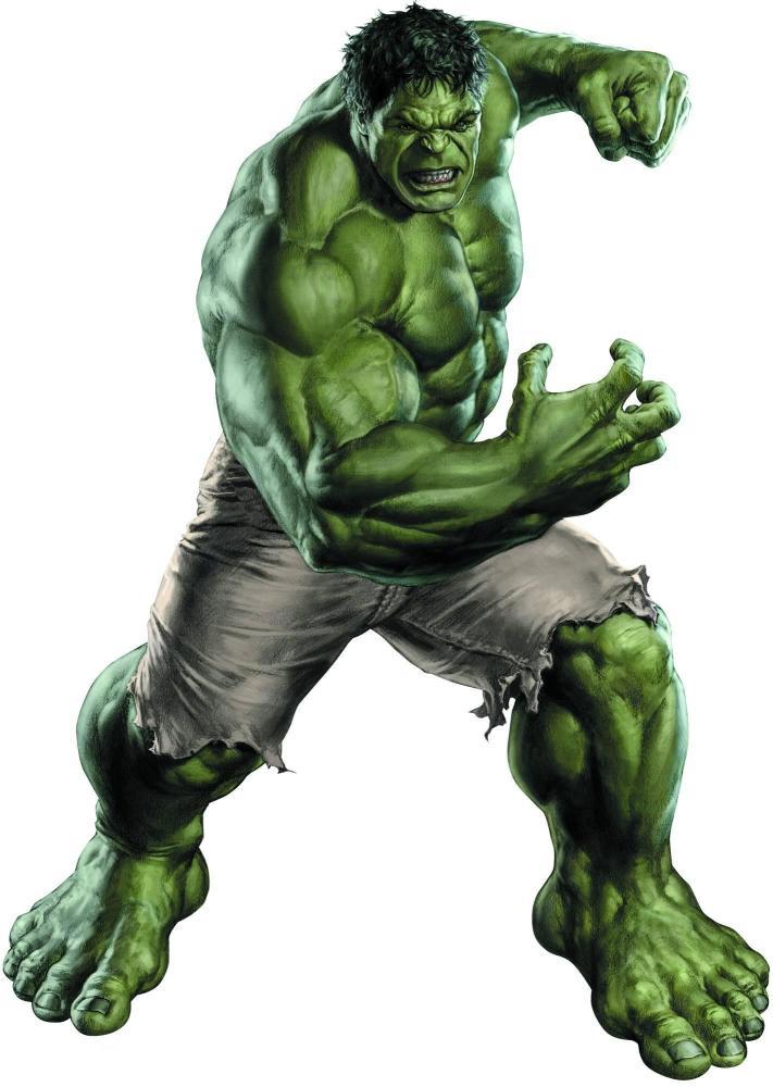 El antídoto de Hulk: descubren un protector contra radiación ionizante. (3/5)
