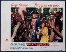 Image result for UNCONQUERED 1947 movie