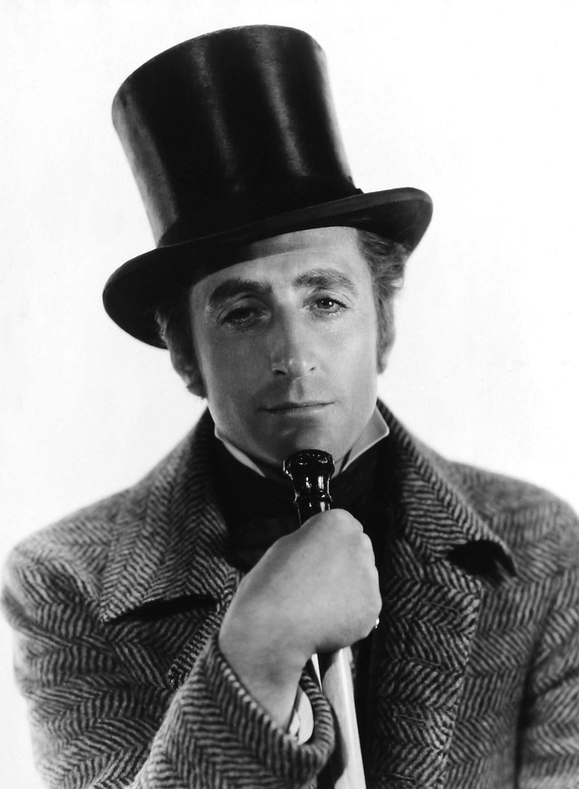 Basil Rathbone in David Copperfield as Mr. Murdstone, Classic Movie Actor, George Cukor