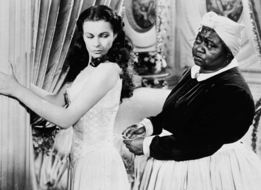 Vivien Leigh and Hattie McDaniel in Gone With The Wind, Victor Fleming