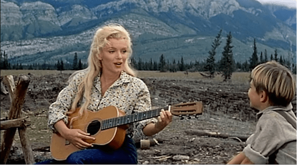 Marilyn: Behind the Icon – River of No Return | Classic Movie Hub Blog