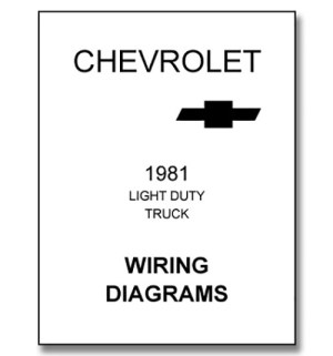 Wiring DiagramClassic Chevy Truck Parts