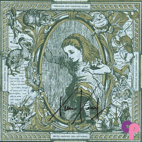 Original Blotter Art