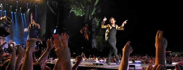 Rolling Stones Eddie Vedder