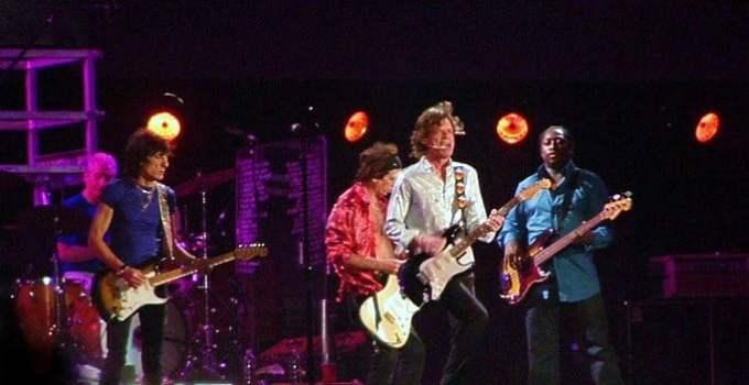 Rolling Stones AC/DC Live