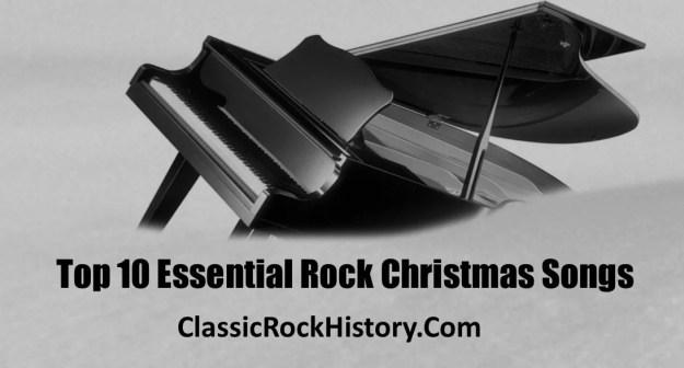 Rock Christmas Songs