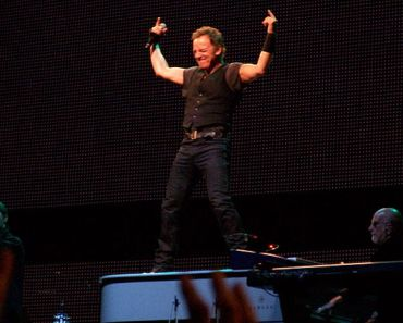 Bruce Springsteen Live Rebel Rebel