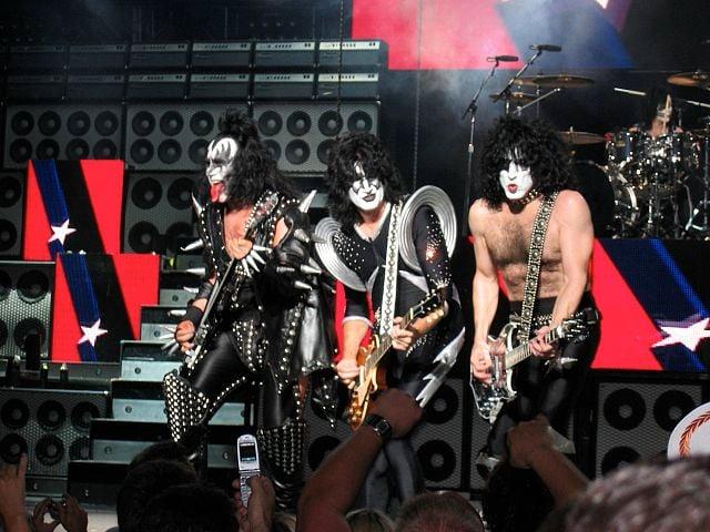 Kiss Songs