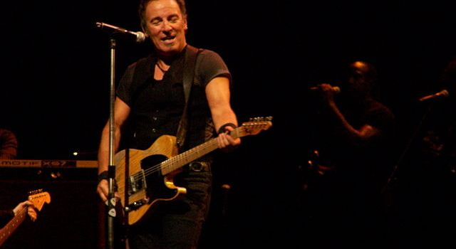 Bruce Springsteen Songs 1990's