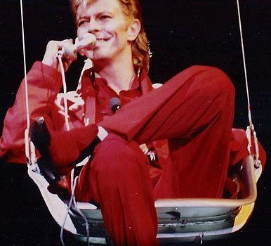 David Bowie Diamond Dogs Album