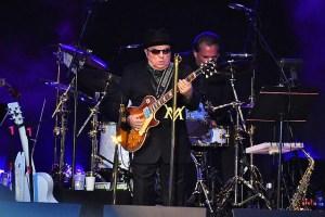 Van Morrison's New Song Memory Lane