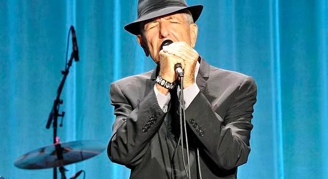Leonard Cohen Songs