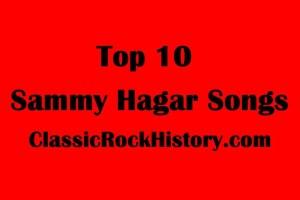 Sammy Hagar Songs