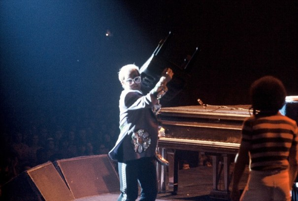 Elton John's Beautiful