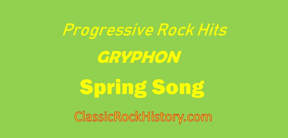 Gryphon's Spring song