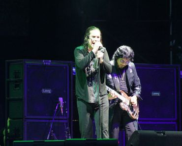 Black Sabbath Lollapalooza