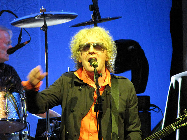 Ian Hunter Songs