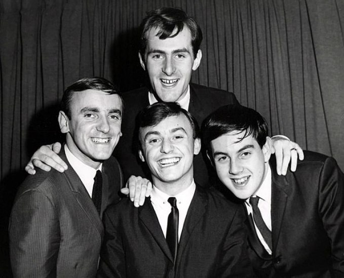 Top 10 Gerry And The Pacemakers Songs - ClassicRockHistory com