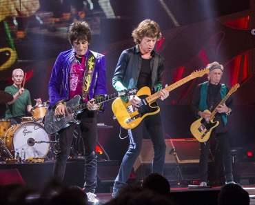 Rock Stars Never Fade Away