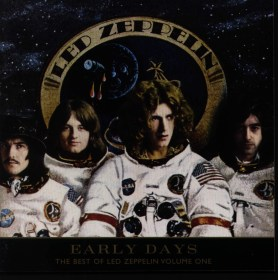 Led Zeppelin - Early Days The Best Of Led Zeppelin Vol 1 Cover