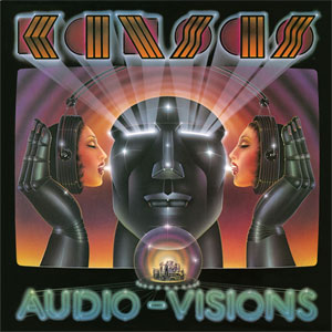 Kansas Audio-Visions Cover