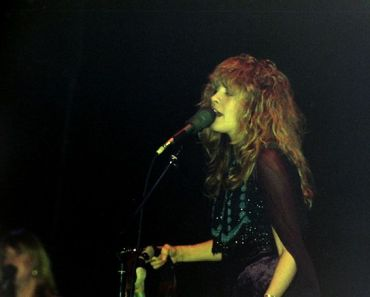 Stevie Nicks' Landslide