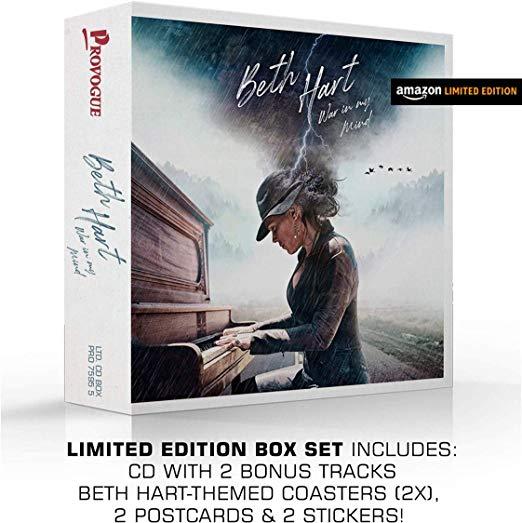 Beth Hard Box Set
