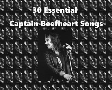Captain Beefheart Songs