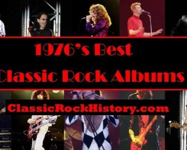 1976's Best Classic Rock Albums